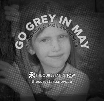 Go Grey In May